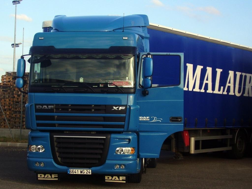 Transports Malaurie (Le Buisson de Cadouin 24) Camion10