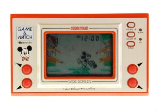 "8 Jeux Type ""Game & Watch"" Pour PSP Mickey12"