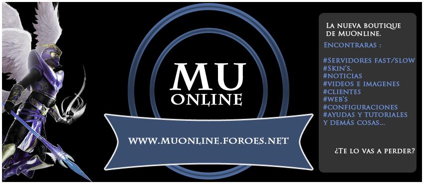MuOnline foro - Argentina.