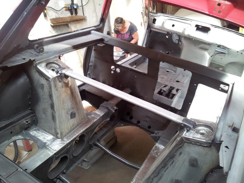 reconstruction de ma r5 turbo brulé - Page 15 14310