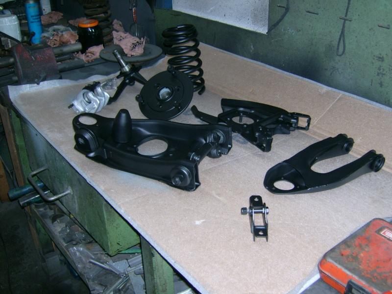 reconstruction de ma r5 turbo brulé - Page 6 Dsci1412