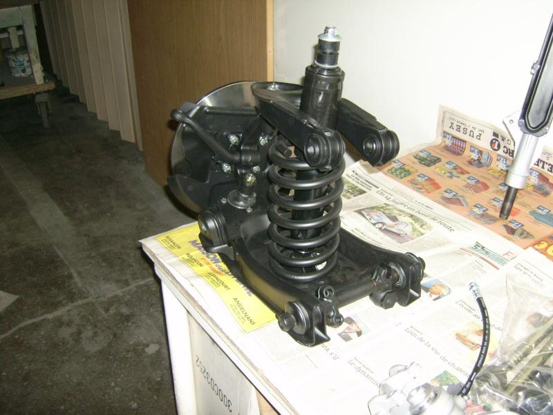 reconstruction de ma r5 turbo brulé - Page 6 Dsci1413