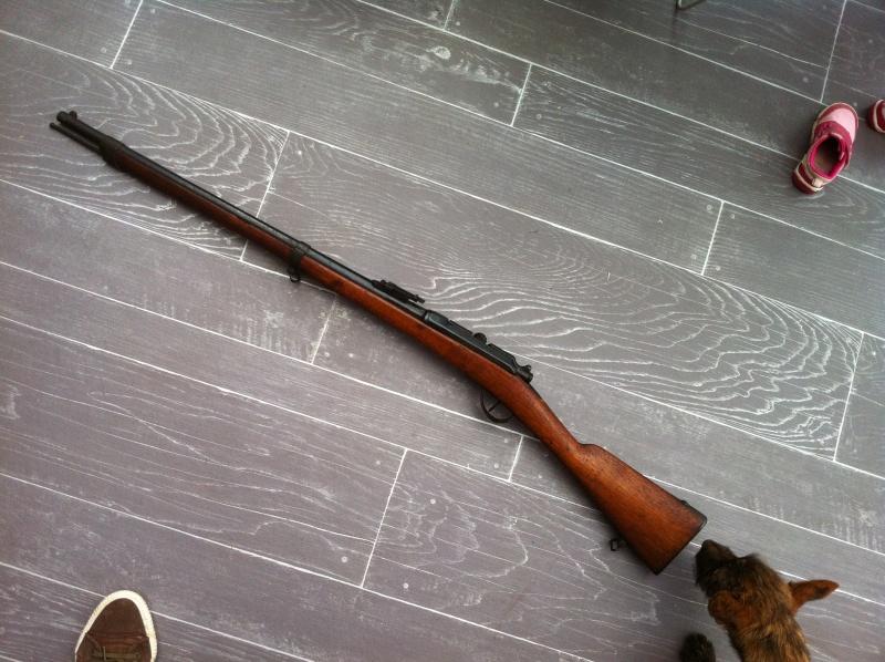 fusil gras  00410