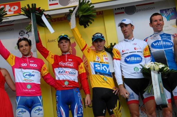 TOUR DE WALLONIE --Belgique-- 24 au 28.07.2010 5e_pod11