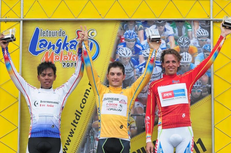 TOUR DU LANGKAWI --Malaisie-- 23.01 au 01.02.2011 Stage210
