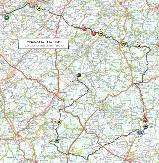 TOUR DE WALLONIE --Belgique-- 24 au 28.07.2010 Tw310