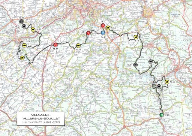 TOUR DE WALLONIE --Belgique-- 24 au 28.07.2010 Tw410