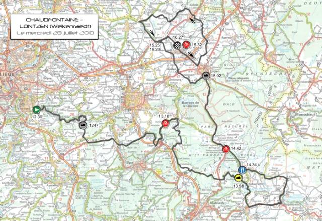 TOUR DE WALLONIE --Belgique-- 24 au 28.07.2010 Tw510