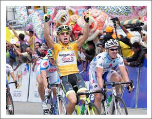 TOUR DU LANGKAWI --Malaisie-- 23.01 au 01.02.2011 Winner10