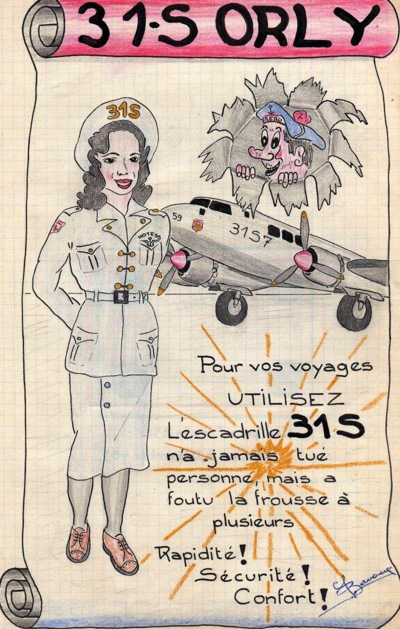 [Les flotilles et escadrilles] Escadrille 31 S Orly 1948 Aerona12