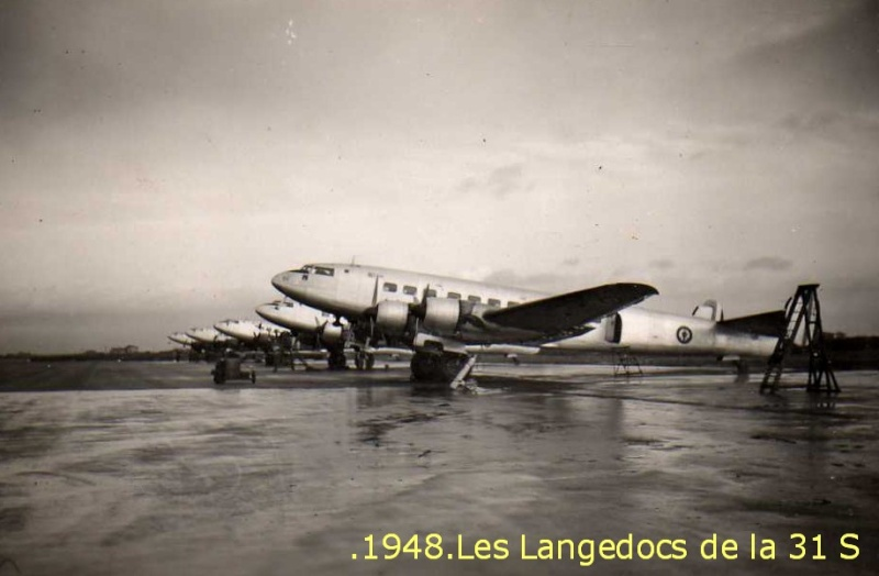 [Les flotilles et escadrilles] Escadrille 31 S Orly 1948 An2911