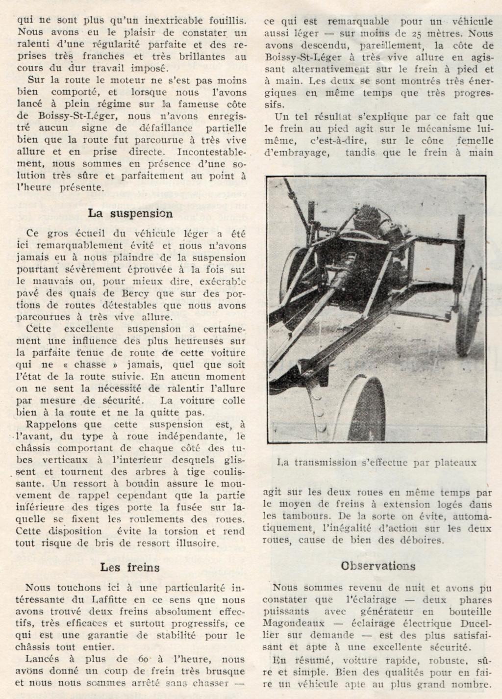Cyclecar Lafitte - Page 4 Laffit15