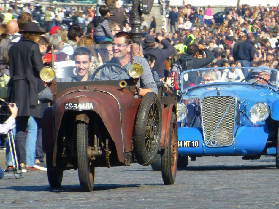 120 Ans du Salon de l'Auto Parade11