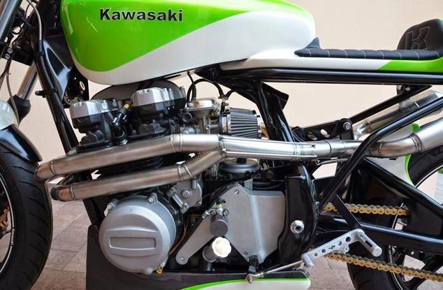 KAWA Z550 par Spadoni Screen35