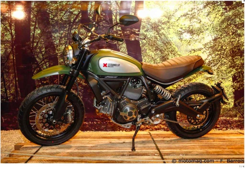 La nouvelle Ducati Scrambler est là.... - Page 2 Screen95