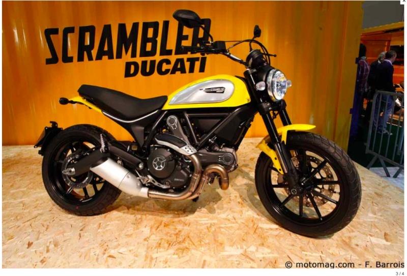 La nouvelle Ducati Scrambler est là.... - Page 2 Screen97