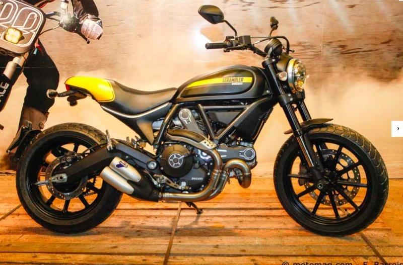 La nouvelle Ducati Scrambler est là.... - Page 2 Screen98