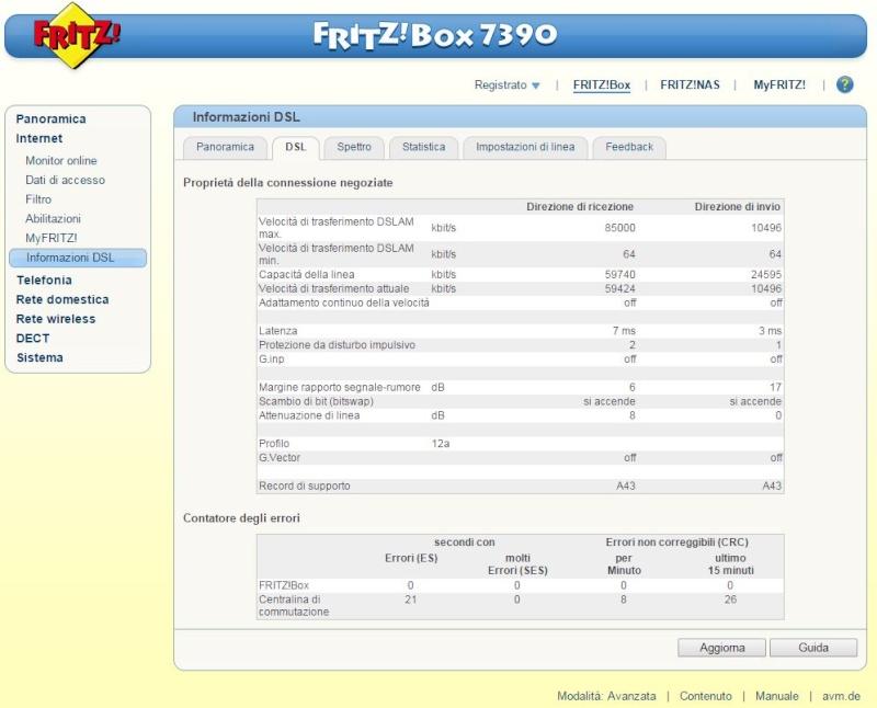 Fritz 7390 in sostituzione router fastweb - Pagina 2 7390_v10