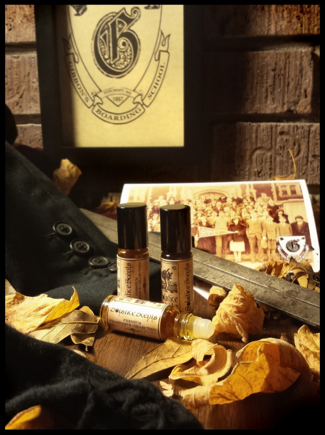 SOLSTICE SCENTS AUTUMN COLLECTION PART 2: TOMORROW AT 6 PM EST Gibbon10