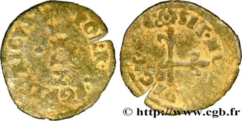 LIARD DU DAUPHINÉ de Henri III 1576 V52_0510