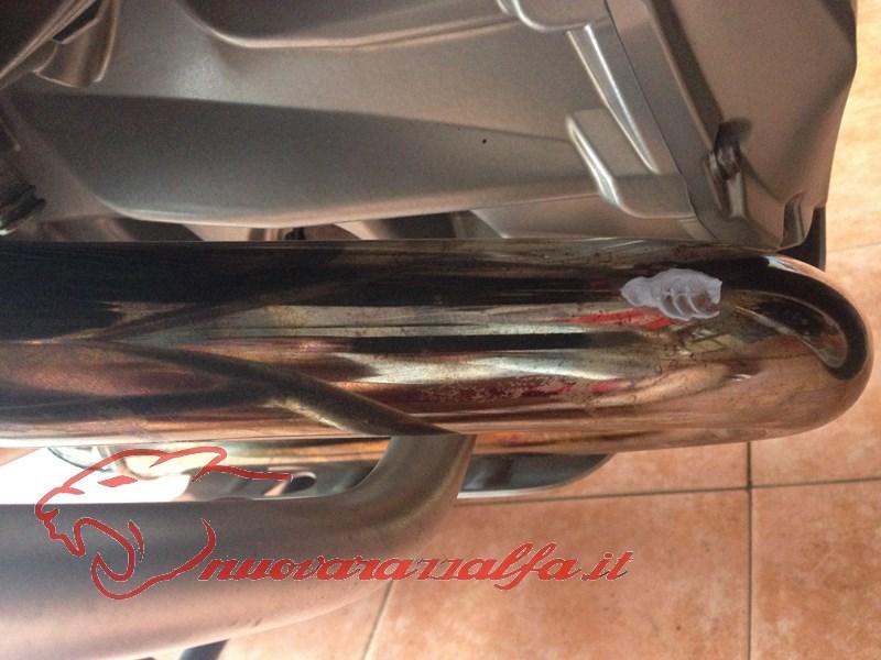 BMW K50 R1200GS LC Ripristino collettori di scarico, DETAILING. Max45023