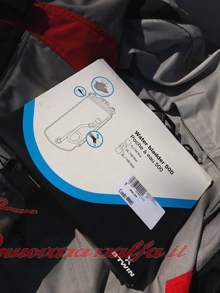 Optional giacca Rallye 3, ovvero già predisposta per... Max45067