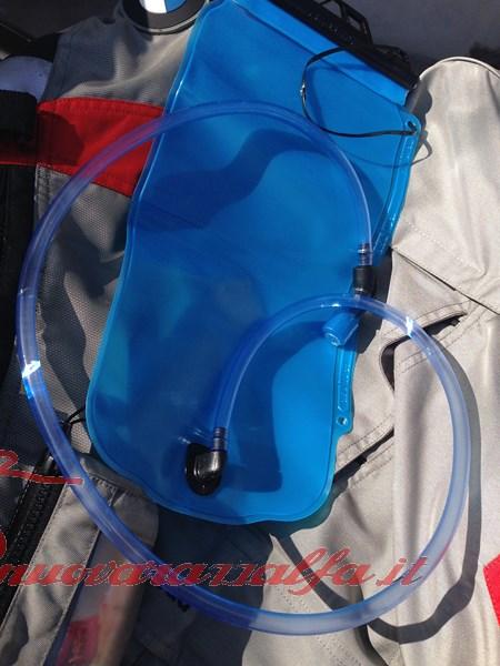 Optional giacca Rallye 3, ovvero già predisposta per... Max45069