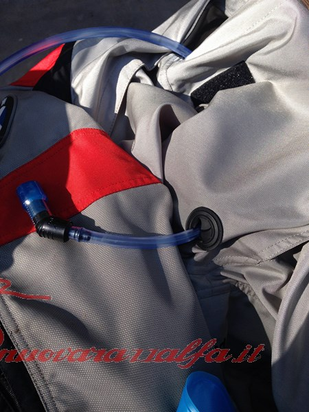 Optional giacca Rallye 3, ovvero già predisposta per... Max45070