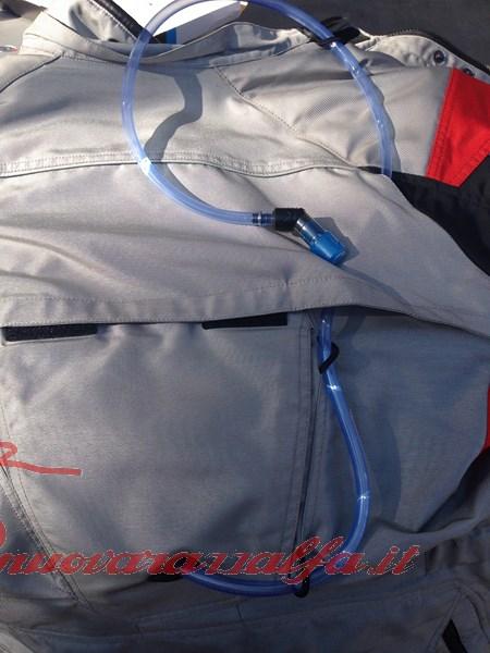 Optional giacca Rallye 3, ovvero già predisposta per... Max45071