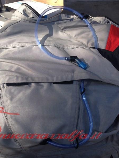 Optional giacca Rallye 3, ovvero già predisposta per... Max45072