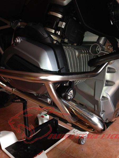 BMW K50 R1200GS LC Faretti aggiuntivi, montaggio M.Y.2014 Max45119