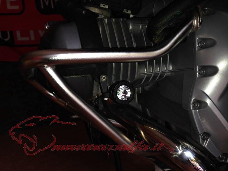 BMW K50 R1200GS LC Faretti aggiuntivi, montaggio M.Y.2014 Max45122