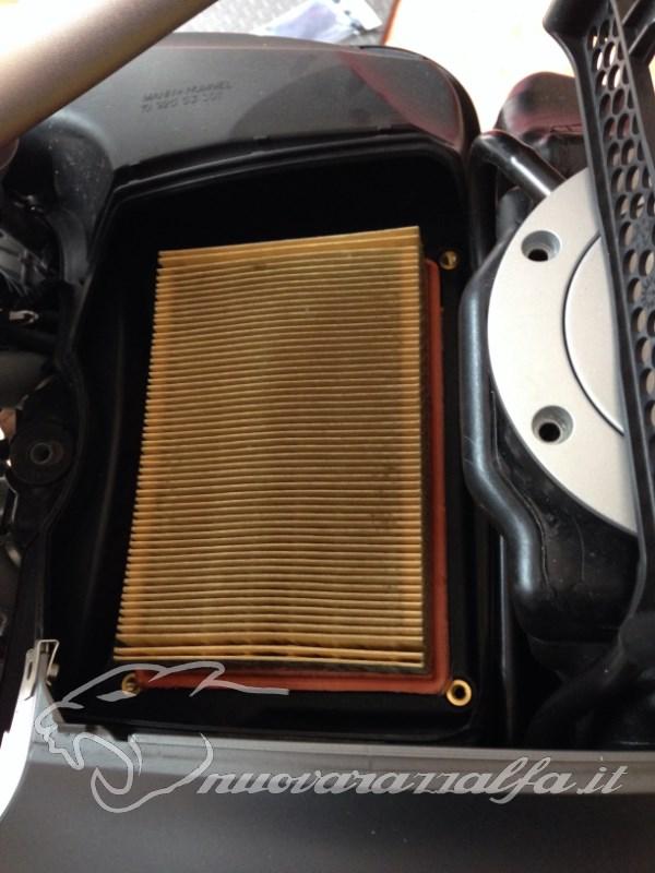 BMW K50 R1200GS LC Faretti aggiuntivi, montaggio M.Y.2014 Max45286