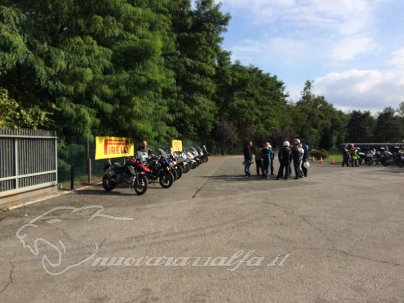 BMW Milano Motorrad Ride Experience 20/09/2013 Max45461