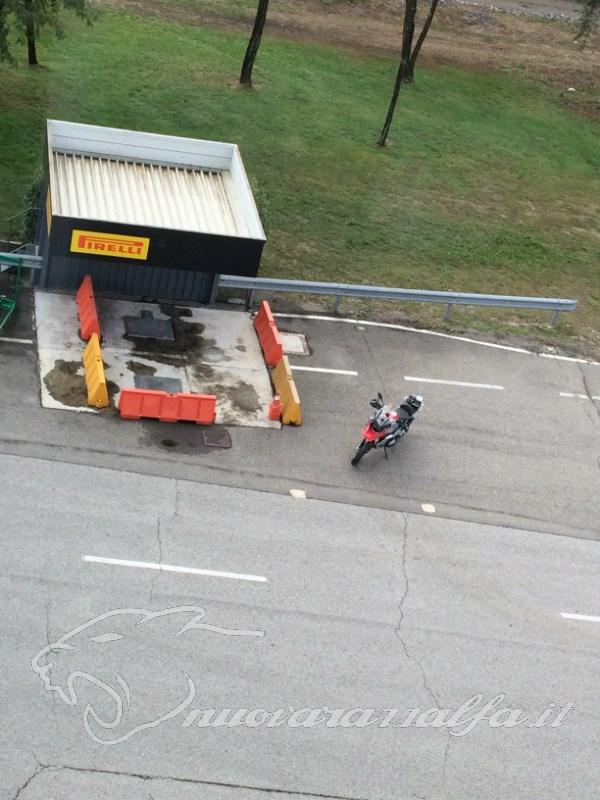 BMW Milano Motorrad Ride Experience 20/09/2013 Max45463