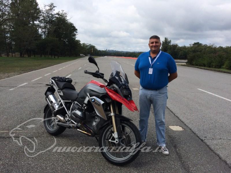 BMW Milano Motorrad Ride Experience 20/09/2013 Max45471