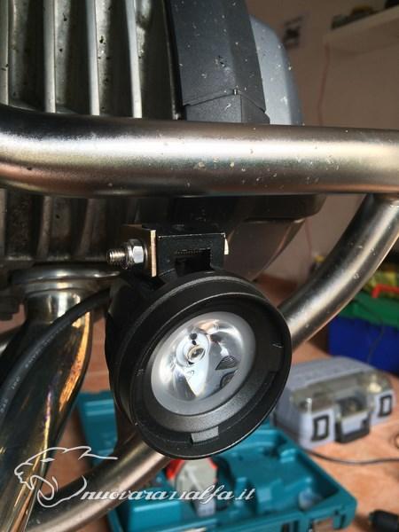 BMW K50 R1200GS LC Faretti aggiuntivi, montaggio M.Y.2014 Max45505