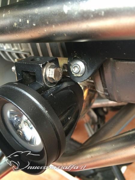 BMW K50 R1200GS LC Faretti aggiuntivi, montaggio M.Y.2014 Max45506
