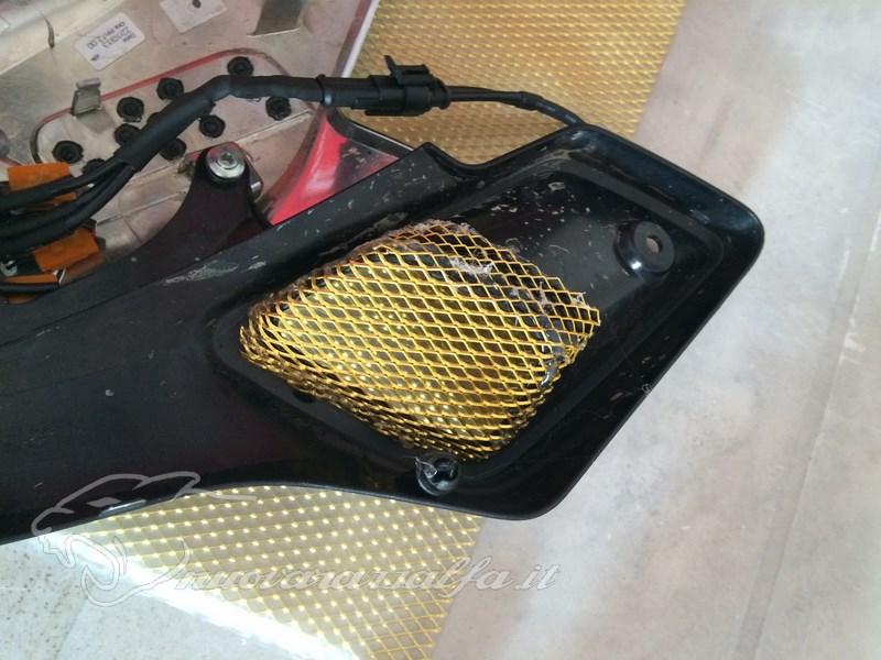 BMW K50 R1200GS LC Griglie protezione radiatori e snorkel. Max45523
