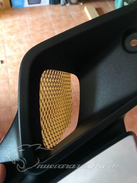 BMW K50 R1200GS LC Griglie protezione radiatori e snorkel. Max45524