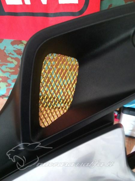 BMW K50 R1200GS LC Griglie protezione radiatori e snorkel. Max45525