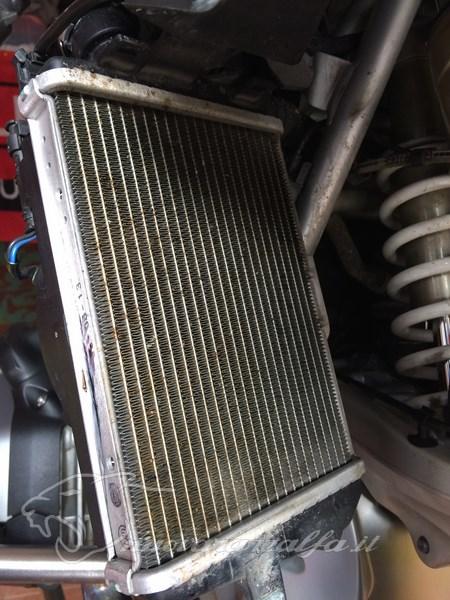 BMW K50 R1200GS LC Griglie protezione radiatori e snorkel. Max45526