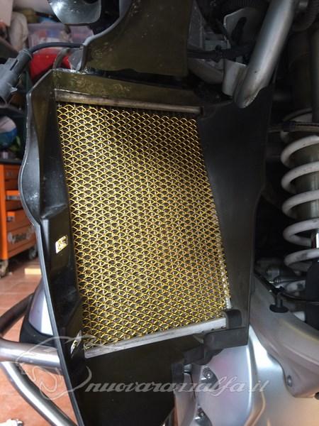 BMW K50 R1200GS LC Griglie protezione radiatori e snorkel. Max45529