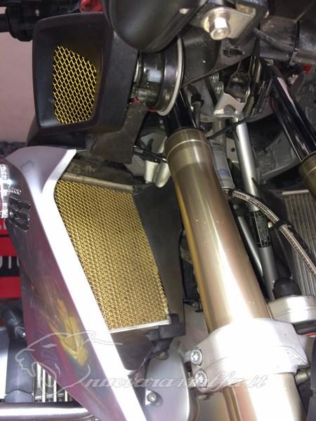 BMW K50 R1200GS LC Griglie protezione radiatori e snorkel. Max45530