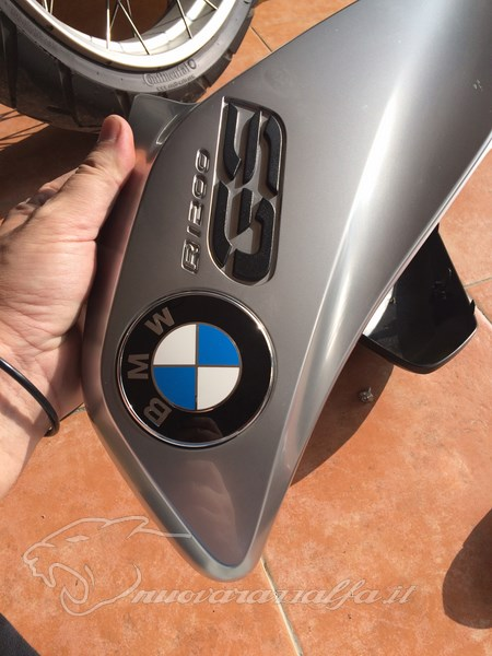 BMW K50 R1200GS LC Frecce Z4 style. Max45533