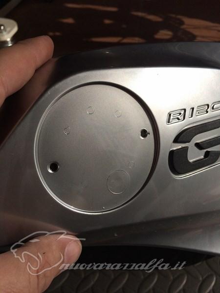 BMW K50 R1200GS LC Frecce Z4 style. Max45538