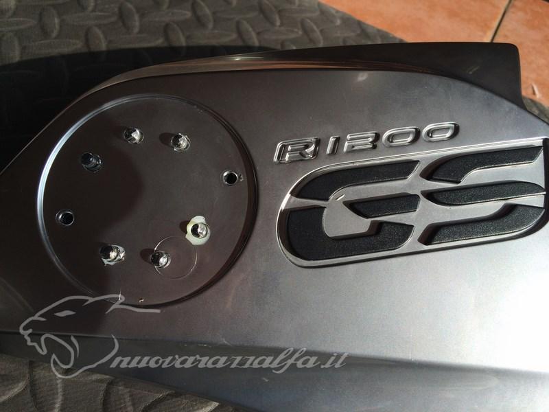 BMW K50 R1200GS LC Frecce Z4 style. Max45541