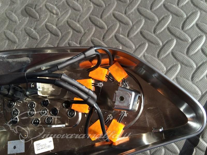BMW K50 R1200GS LC Frecce Z4 style. Max45542