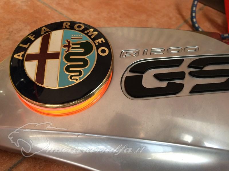 BMW K50 R1200GS LC Frecce Z4 style. Max45544