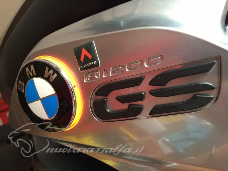 BMW K50 R1200GS LC Frecce Z4 style. Max45545